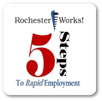 5 Steps to Rapid Employment Information Session